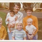 1.1975_Say Family  with all kids