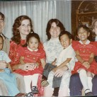 13.1980_Rocket and Rosie Rakocy with adopted kids